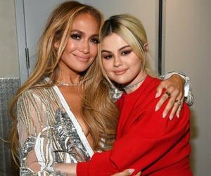 jlo, Jennifer Lopez, and selena gomez image