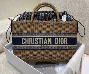 bag, Christian Dior, and dior image