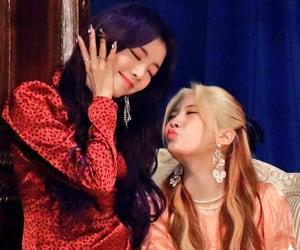 kpop, goeun, and chaẻin image