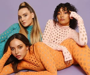 girl group, icon, and leigh-anne image