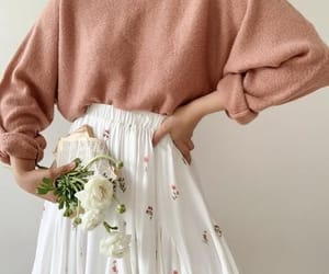 article, fashion inspiration, and floral image