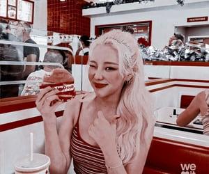 aesthetic, kpop, and lee joowon image