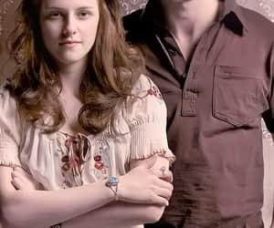 bella swan, crepusculo, and edward cullen image