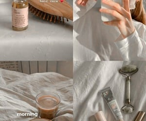 beige, mood board, and morning image