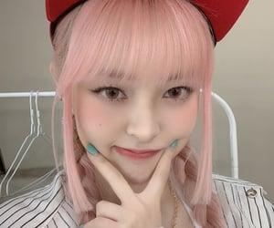girl, hair, and yuuri image