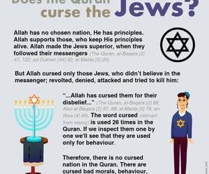 islam, quran, and jews image