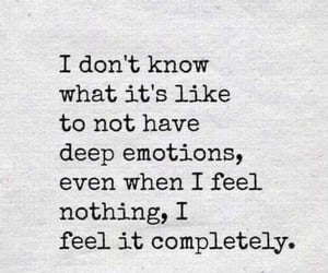 feeling, quotes, and feels image