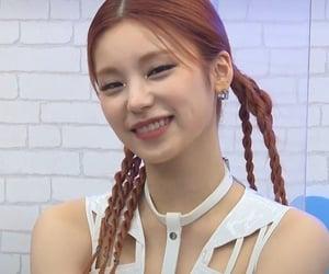 JYP, yuna, and chaeryeong image