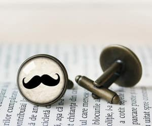 moustache, mustache, and gift for him image