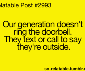 call, generation, and outside image