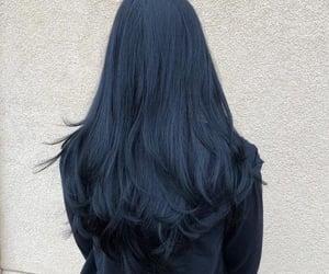 blackhair, morena, and cabelo preto image