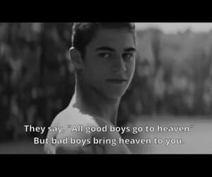 after, Lyrics, and bad boys image