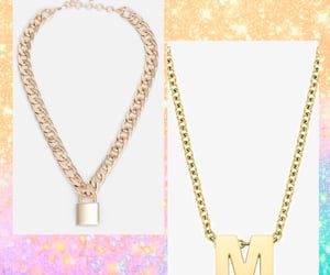 accessories, blingbling, and chain image