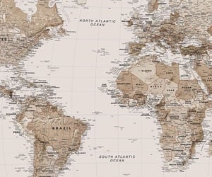 countries, earth, and world image
