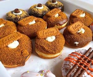 Lotus biscoff doughnuts