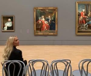 art, girl, and luxury image