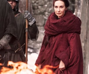 got, game of thrones, and melisandre image