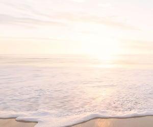 beach, aesthetics, and sea image