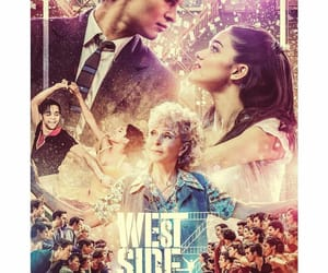 west side story, west side story poster, and west side story film image