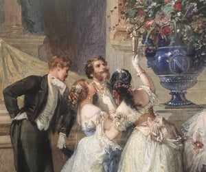1800s, art, and classy image