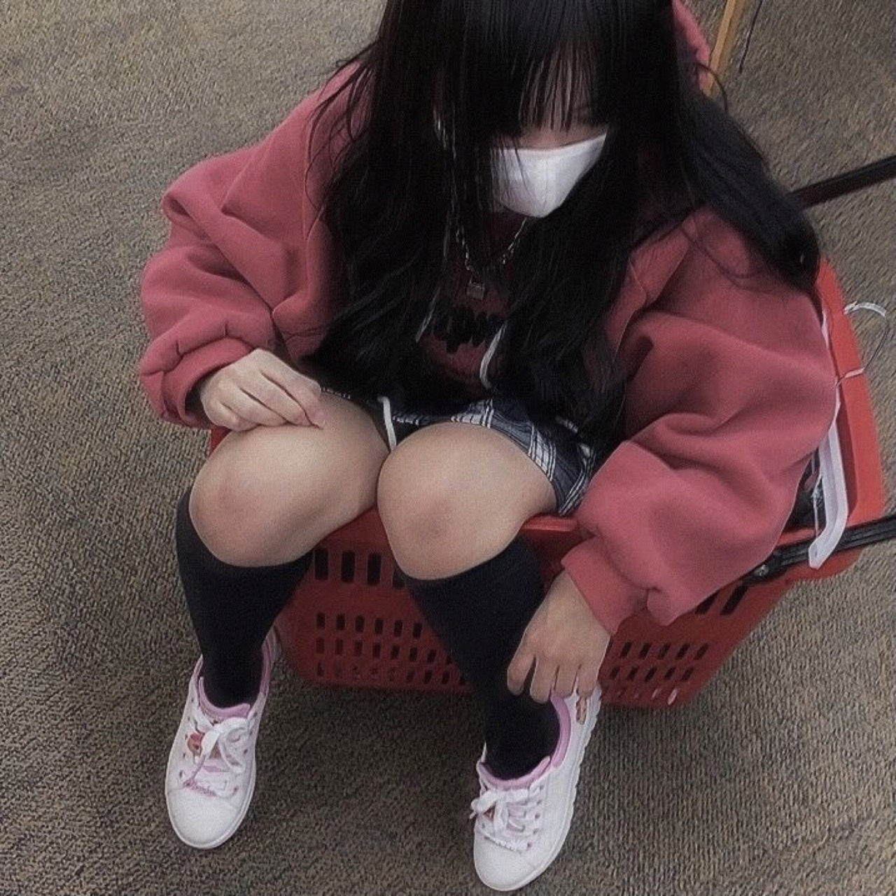 aesthetic, asian, and discord image