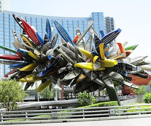 art installation, boats, and clark image