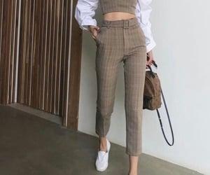 beauty, fashion, and stylish image