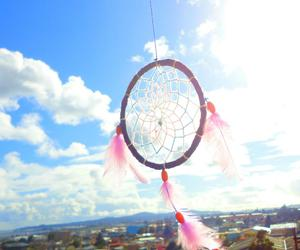 beauty, boy, and dream catcher image