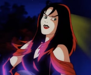 hex girls, scooby doo, and thorn image