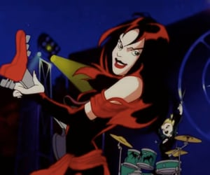 scooby doo, thorn, and hex girls image