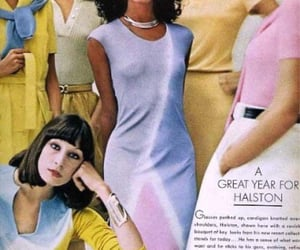 1970s, 70s, and Halston image