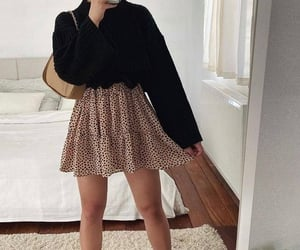 fashion, girls, and inspire image