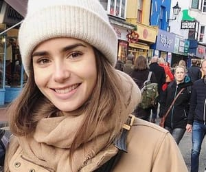 les miserables, lily collins, and emily in paris image
