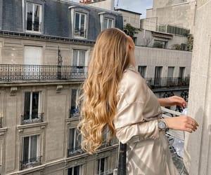 blonde, aesthetic, and fashion image
