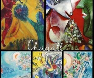 Collage, chagall, and la danse image