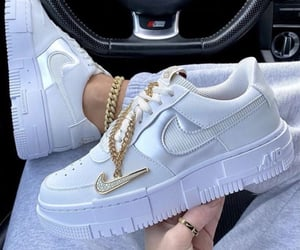 sneakers, nike, and fashion image