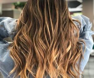 hair colouring, aveda salon, and aveda uk image