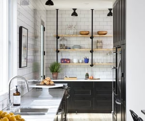 industrial design - kitchen room