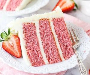 Strawberry Cake (Like Box Mix But Better)