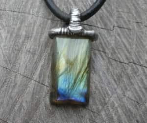 etsy, birthstone, and boho necklace image