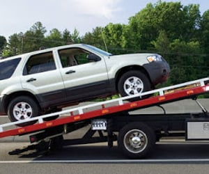 cheap towing service, tow truck service, and cheap towing near me image