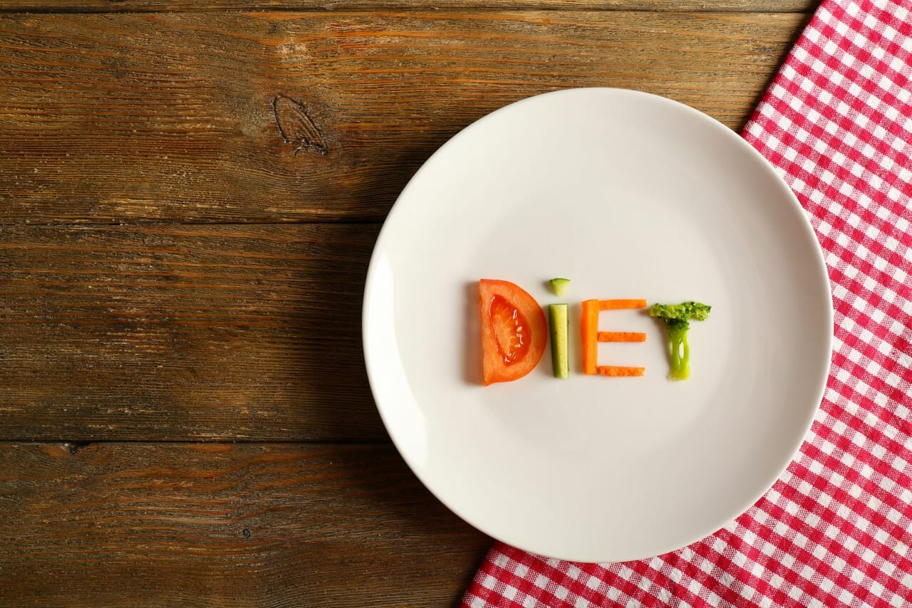 article and weight loss diet image