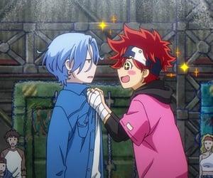 anime, sk8 the infinity, and langa image