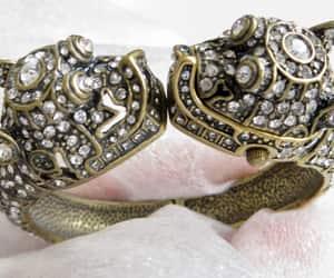 etsy, vintagevoguetreasure, and watch bracelet image