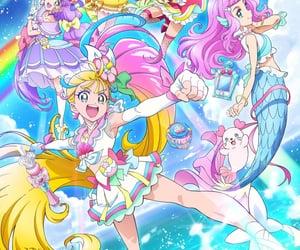 precure, anime, and pretty cure image