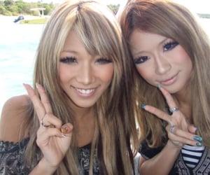<3, gyaru, and yumachi image