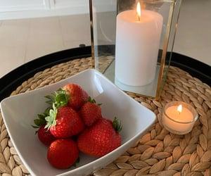 boho, candle, and lights image
