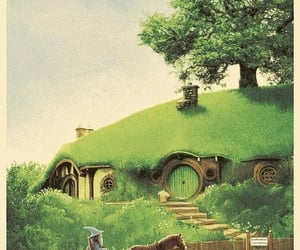LOTR, the hobbit, and aesthetic image
