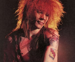 axl rose, boy, and Hot image