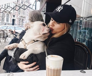 best friend, dog, and tumblr image